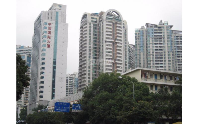 深圳联通中深国际机房